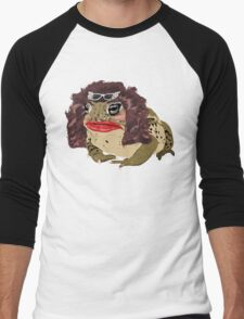Glamour Toad Men's Baseball ¾ T-Shirt