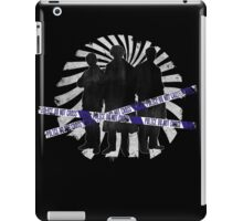 The Dream Team: Sherlock, Watson, Lestrade iPad Case/Skin