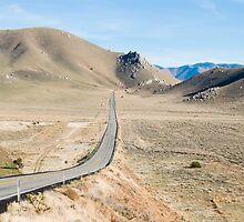 Long Road by tstreet