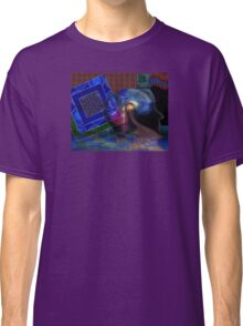 Cyberspace_2 Classic T-Shirt