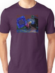 Cyberspace_2 Unisex T-Shirt