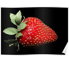 Strawberry Passion Poster