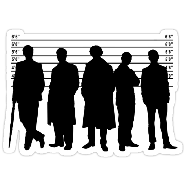 The Usual Holmesian Suspects by Noxika