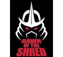 Dawn of the Shred Photographic Print