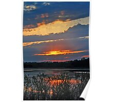 Dreamy Sunset Poster
