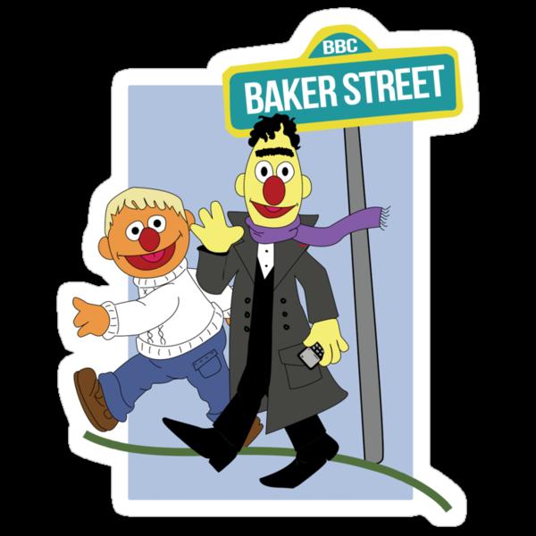 Baker Street by Noxika