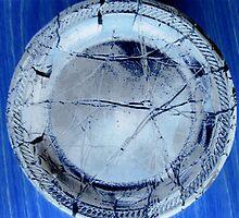 The Broken Plate by LionsRoar