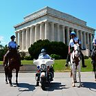 The United States Park Police by Matsumoto