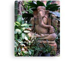 Ganesha, Chiang Mai, Thailand Canvas Print