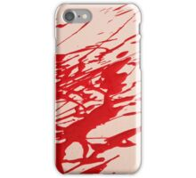 Spatter iPhone Case/Skin