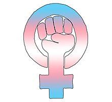 Transgender Feminist Photographic Print