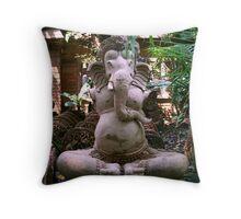 Ganesha, Chiang Mai, Thailand Throw Pillow