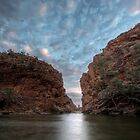 Ellery Creek • Northern Territory by William Bullimore