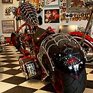 OCC 'Black Widow' Bike by Mark J Kopczewski
