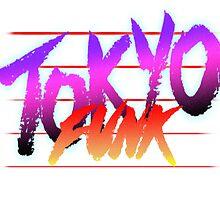 Tokyo Funk by askepios13