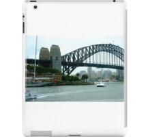 Sydney Harbour Bridge 2 iPad Case/Skin