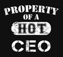 Property Of A Hot Ceo - Limited Edition Tshirt T-Shirt