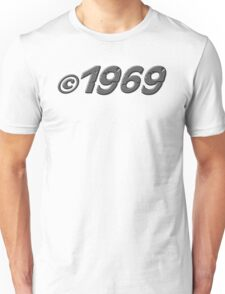 Year of Birth 1969 T-Shirt