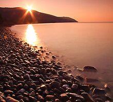 Pebble beach by Kounelli
