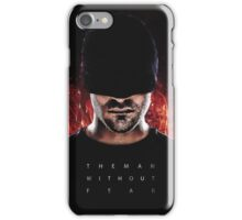 Daredevil - World On Fire iPhone Case/Skin