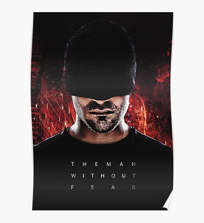 Daredevil - World On Fire Poster