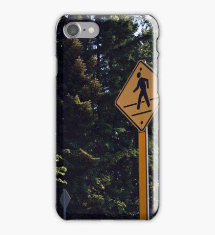 Crosswalk iPhone Case/Skin
