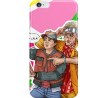 Oh La La? iPhone Case/Skin
