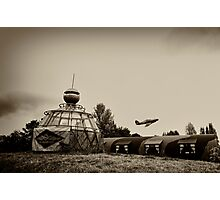North Weald - The Squadron Photographic Print