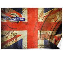cool britannia Poster
