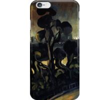 vine covered trees iPhone Case/Skin