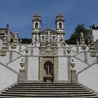 Bom Jesus do Monte, Braga by wiggyofipswich