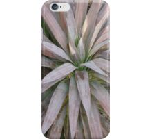 Purple Plant iPhone Case/Skin