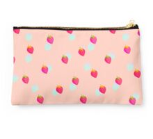 Strawberry Pink Studio Pouch