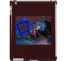 Cyberspace_2 iPad Case/Skin