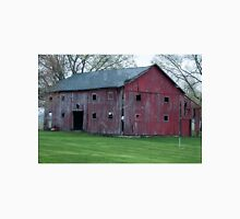 Red Barn - Marion, Indiana Unisex T-Shirt
