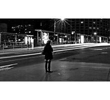 City Life? Photographic Print