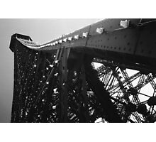 La Tour Eiffel Photographic Print