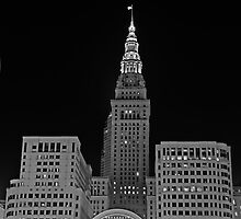 Cleveland Union Terminal Building by MClementReilly
