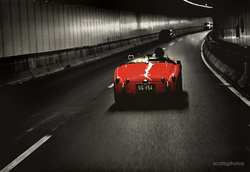 Red Triumph by scottsphotos