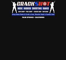CrackShot Nude Shooting Range Unisex T-Shirt