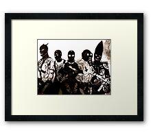 Droogs2000 Framed Print