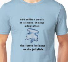 Climate Change Adaptation Jellyfish Unisex T-Shirt