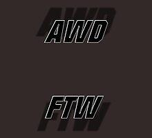 AWD FTW - GREY/BLK by DarkfireJosh