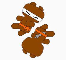 Bear-Ninja, Ninja Flip Unisex T-Shirt