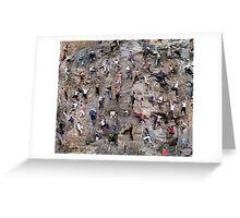 climbers Greeting Card