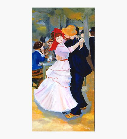 Dance at Bougival after Renoir Photographic Print
