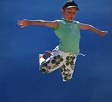"""Leap of Faith"" by Darryl Fowler"