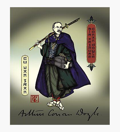 Samurai Doyle Photographic Print
