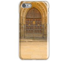 King's Exterior 6 iPhone Case/Skin