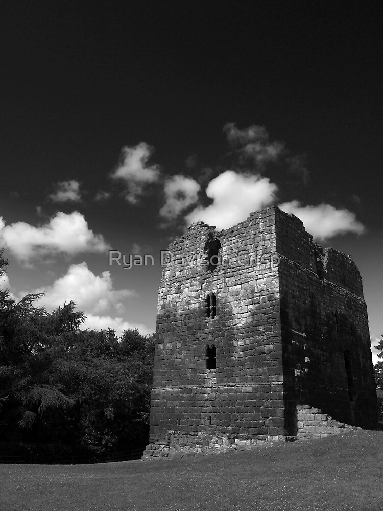 Etal Castle, Northumberland by Ryan Davison Crisp